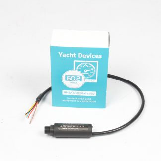 Yacht Devices NMEA2000 NMEA0183 Bridge