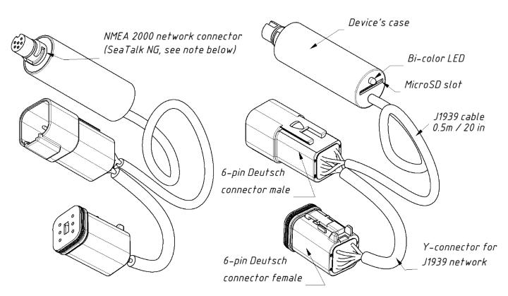 nmea2000 j1939 motor koppeling  u2013 slimschip b v