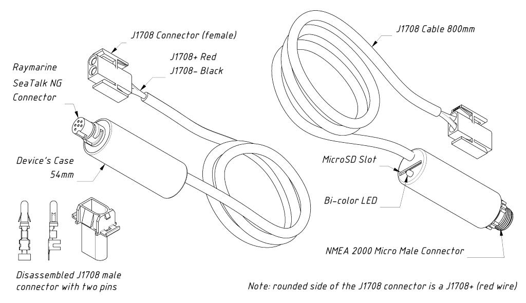 nmea2000 j1708 motor koppeling  u2013 slimschip b v