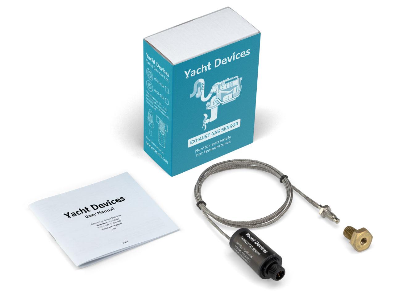 YDGS NMEA2000 Temperatuur Sensor
