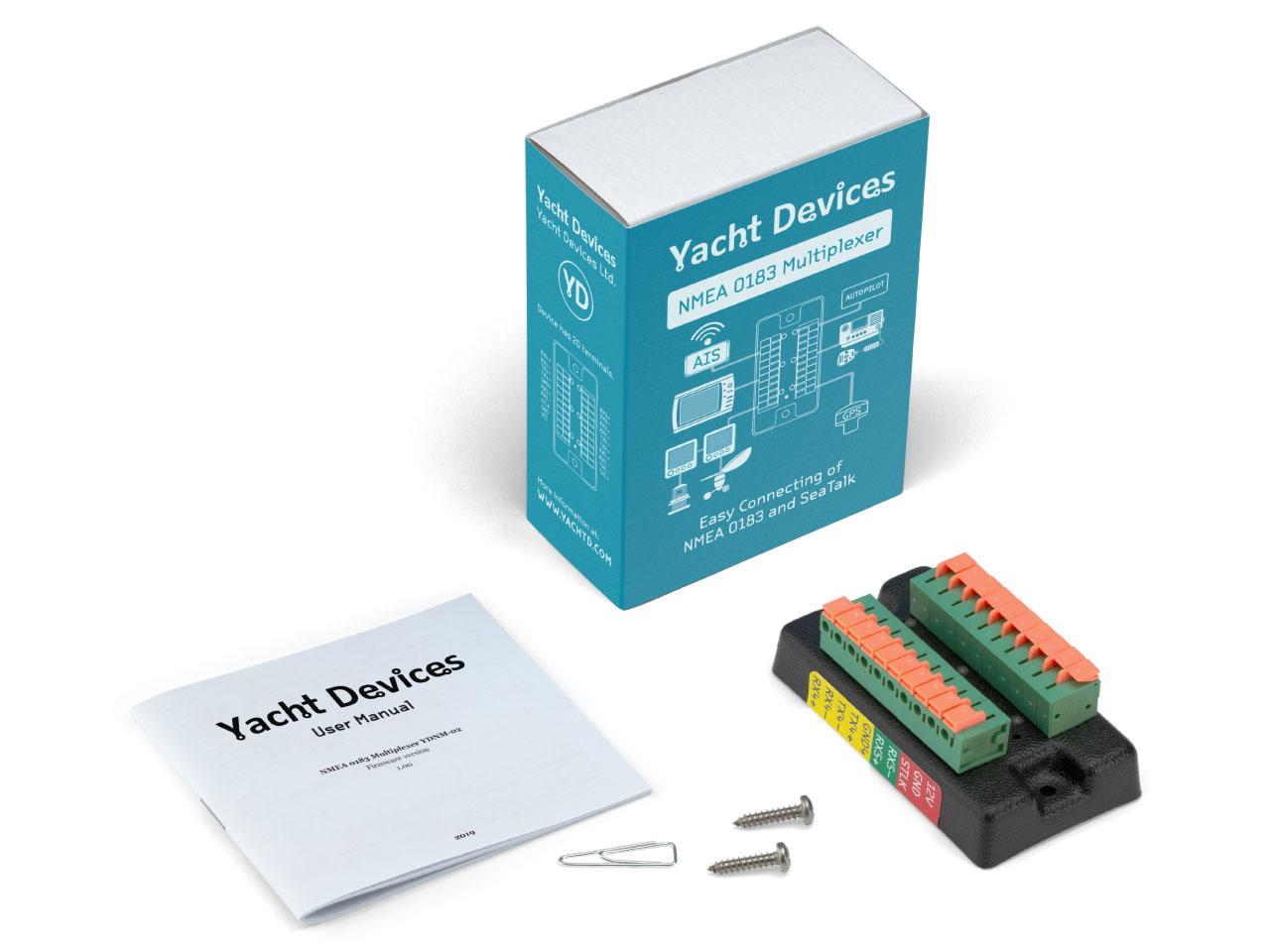 YDNM NMEA0183 multiplexer